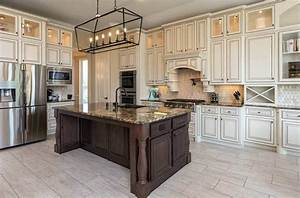 Distressed, Kitchen, Cabinets, Design, Pictures