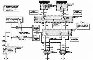 Multifunction Switch Wiring Diagram