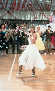 "Olivia Newton John in ""Grease"" 