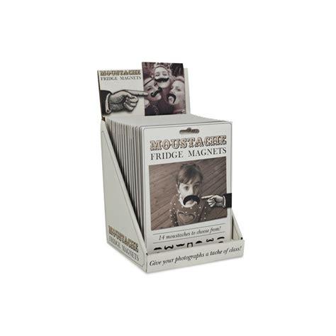 aimants pour frigo moustaches id 233 e cadeau insolite achat rapid cadeau