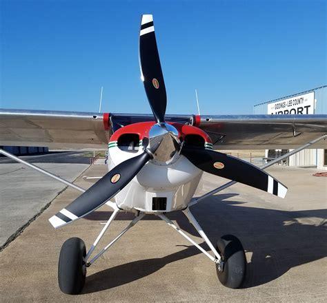 bearhawk aircraft blazes trails   blade hartzell prop