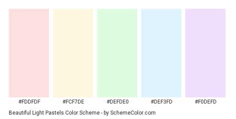 pastel color codes beautiful light pastels color scheme 187 blue 187 schemecolor