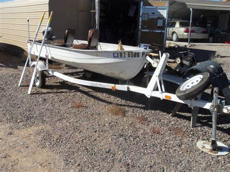 Boat Trailer Tires Phoenix Az by Mirrocraft 12 Aluminum Boat For Sale