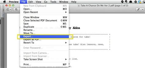 how to use preview to make your pdf documents smaller os