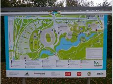 Munich Olympic Park map Picture of Olympiapark, Munich
