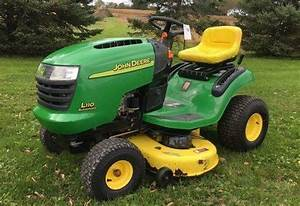 John Deere L110 Lawn And Garden Tractor Service Manual