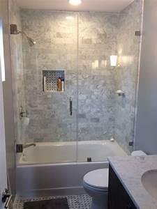 21, Unique, Bathtub, Shower, Combo, Ideas, For, Modern, Homes