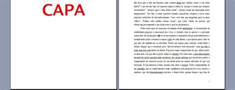 como numerar e não numerar as paginas no tcc monograf como numerar páginas no word de forma automática dicas e