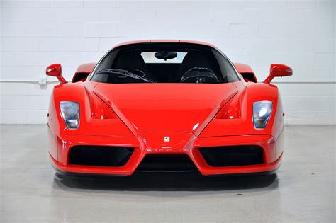 Enzo ferrari was a racing driver who founded the italian sports car manufacturer bearing his name. My Precious: Ferrari Enzo With Just 354 Miles For Sale - carscoops.com