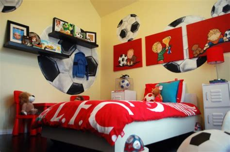 soccer decorations for bedroom 23 modern children bedroom ideas for the contemporary home