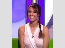 Alex Jones accidentally flashes her NIPPLES in seethrough