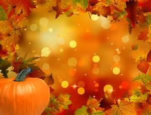 Pumpkin Fall Backgrounds Autumn Leaves