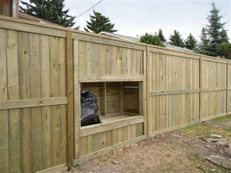 How To Build Backyard Fence by Privacy Fence Wooden Privacy Fence Ideas With Storage