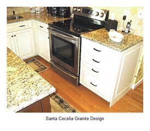 unique kitchen backsplash ideas 20 santa cecelia granite design room ideas home and house design ideas