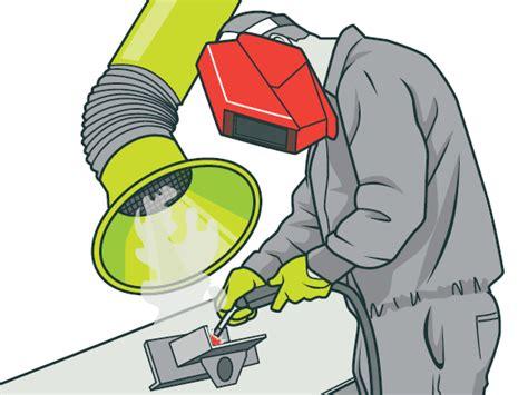 welding  local exhaust ventilation worksafe