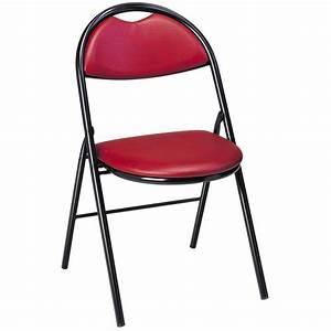Chaise Pliante En Tissu Pour Collectivits Chaise Pliante