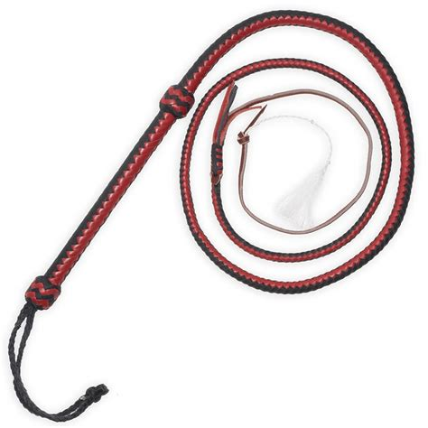 Cowhide Whip by Cowhide 12 Plait Bullwhip Bullwhip Trusted Whip Maker