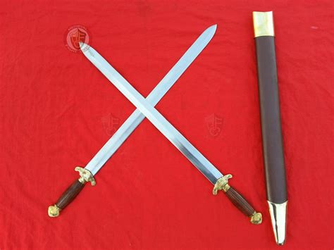 weapons swords decorative swords chinese dual