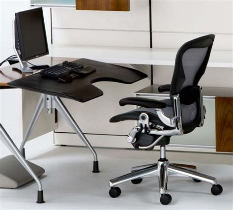herman miller computer desk herman miller aeron chairs exclusive and extremely