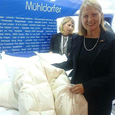 #Muhldorfer CEO Elizabeth Hintermann shows the #Hotelier ...