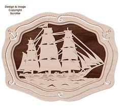 nautical ship  lighthouse scroll  pattern scroll