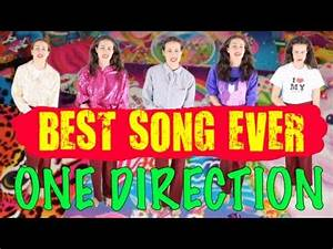 One Direction - Best Song Ever - (Miranda Sings cover ...