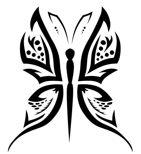 butterfly tattoo designs png transparent images png