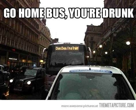 Meme Bus - funny quotes on buses quotesgram