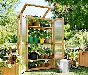 Kleines Glas Gewächshaus : sie haben einen garten hier gibts gew chsh user arten modelle und funktionen ~ Markanthonyermac.com Haus und Dekorationen