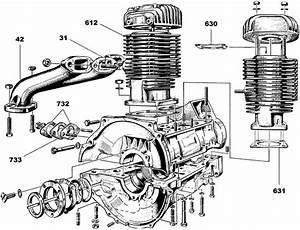Cylinder Base Packing In Trabant 601  U0026gt  Spare Parts  U0026gt  Engine