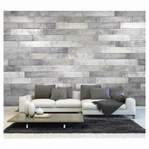 Revêtement Mural Intérieur : mur design rev tement mural duo b ton panduo632b ~ Melissatoandfro.com Idées de Décoration