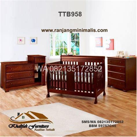 box bayi ranjang bayi box bayi kayu jati jual set kamar bayi model unik dan lucu murah cv
