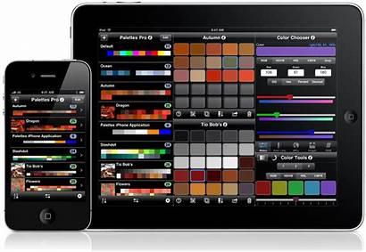 Apps Ipad Web Graphic Pro Palettes Designers