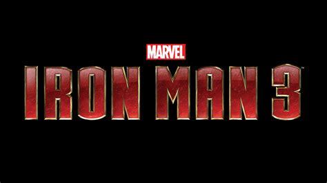 Image - Iron Man 3 logo.jpg   Marvel Cinematic Universe ...