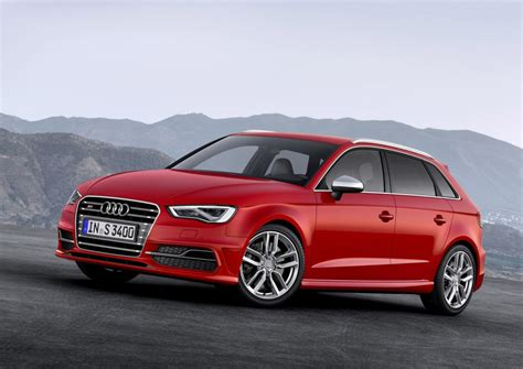 Audi S3 by 2014 Audi S3 Sportback Preview
