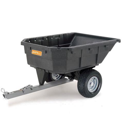 tractor supply garden cart atv dump wagon the wagon