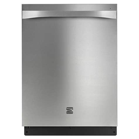 Kenmore Elite 14833 Dishwasher With Interior Led Lighting