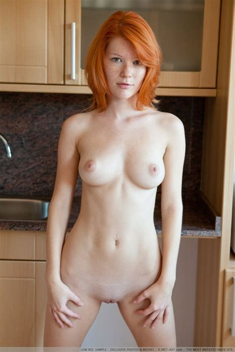 Mia Sollis In The Kitchen Ginger Adult Pictures Pictures Sorted By Picture Title Luscious