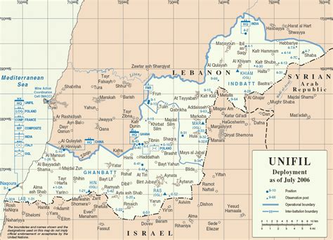 Nuclear Israel And Iran Maps 2005
