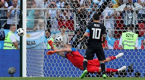 Fifa World Cup Argentina Iceland Highlights
