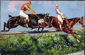Pferde Kaufen Bremen : k nstler ansichtskarte postkarte donadini pferde springen ber hindernis ~ Orissabook.com Haus und Dekorationen