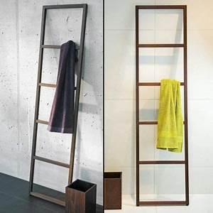Echelle Salle De Bain : echelle porte serviettes wood ~ Dallasstarsshop.com Idées de Décoration