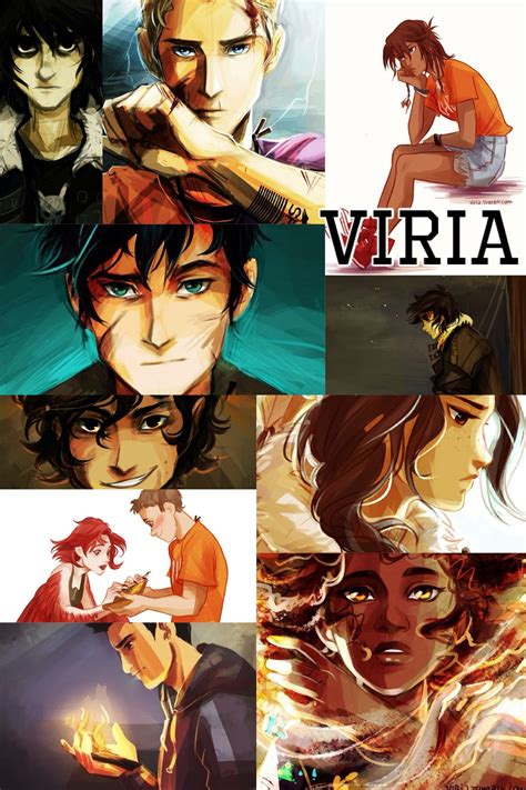 percy jackson fan art percy jackson art by viria percy jackson pinterest