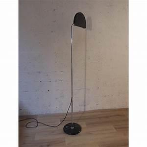 Lampadaire Design Italien : lampadaire halog ne mezza luna bruno gecchelin ann es 70 design market ~ Teatrodelosmanantiales.com Idées de Décoration