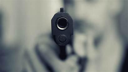 Pistol Gun Close Blur 1080p Background Fhd