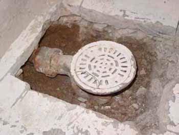basement shower drain redoing basement shower basic questions relocating 1498