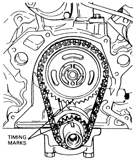 technical 302 ford timing chain questions the h a m b