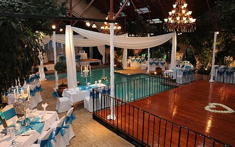 wedding venues gauteng garden world wedding venue