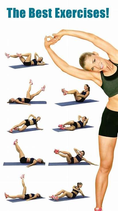 Exercises Abs Fitness Abdominal Belly Fat Workouts