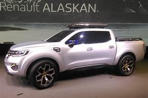 4x4 Renault Pick Up : renault alaskan concept pick up pictures auto express ~ Maxctalentgroup.com Avis de Voitures